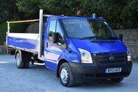 2013 FORD TRANSIT 2.2 350 100 RWD 1d 99 BHP £8950.00