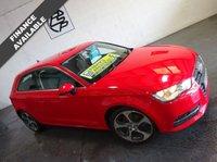 USED 2014 64 AUDI A3 2.0TDI Sport 64 reg 3 doors 150bhp 83,000 miles