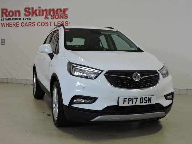 View our 2017 17 VAUXHALL MOKKA X 1.6 DESIGN NAV CDTI S/S 5d 134 BHP