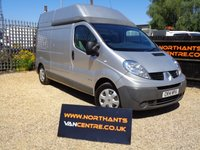 2014 RENAULT TRAFIC 2.0 LH29 DCI HIGH ROOF LWB 5d 115 BHP £6990.00