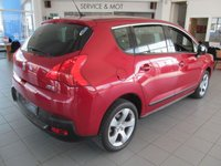 USED 2012 12 PEUGEOT 3008 1.6 ACTIVE HDI FAP 5d 112 BHP