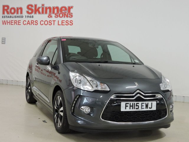 View our 2015 15 CITROEN DS3 1.6 E-HDI DSTYLE 3d 90 BHP