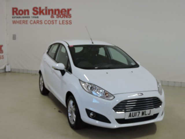View our 2017 17 FORD FIESTA 1.2 ZETEC 5d 81 BHP