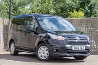 2014 FORD TRANSIT CONNECT 1.6 200 TREND P/V 1d 74 BHP £7750.00