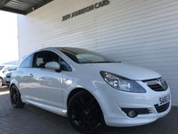 2010 VAUXHALL CORSA 1.2 LIMITED EDITION 3d 83 BHP £5095.00