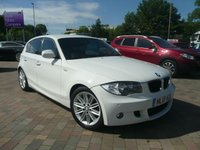 2010 BMW 1 SERIES 2.0 116D M SPORT 5d 114 BHP £SOLD