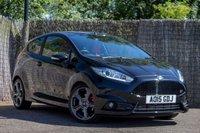 2015 FORD FIESTA 1.6 ST-3 3d 180 BHP £12500.00