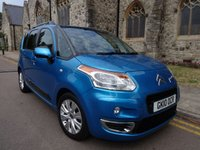 USED 2010 10 CITROEN C3 PICASSO 1.4 PICASSO EXCLUSIVE 5d 95 BHP ++ FULL CITROEN SERVICE HISTORY ++