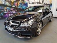 2014 MERCEDES-BENZ E CLASS 2.1 E220 CDI AMG SPORT 2d AUTO 170 BHP £15794.00