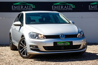 2013 VOLKSWAGEN GOLF 2.0 GT TDI BLUEMOTION TECHNOLOGY 5d 148 BHP £9300.00