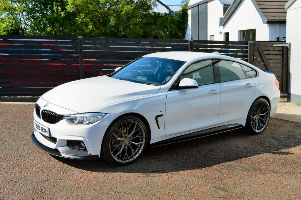 2015 Bmw 4 Series 420d M Sport Gran Coupe 18 945