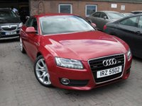 USED 2008 AUDI A5 3.0 TDI QUATTRO SPORT 3d 237 BHP ANY PART EXCHANGE WELCOME, COUNTRY WIDE DELIVERY ARRANGED, HUGE SPEC