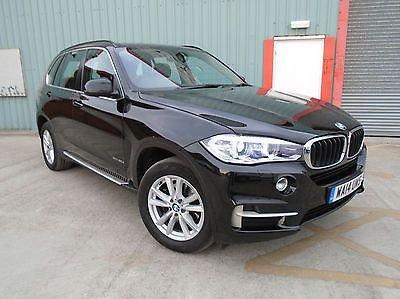 2014 14 BMW X5 3.0TD ( 258bhp ) 4X4 ( s/s ) Auto xDrive30d SE++NAV++ELEC TOWBAR