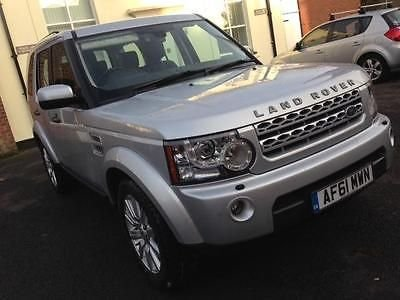 2011 61 LAND ROVER DISCOVERY 3.0SD V6 ( 255bhp ) auto 2012MY HSE NEW MODEL 8 SPEED