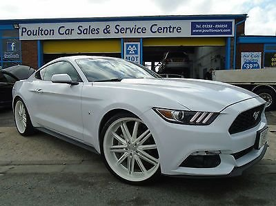 2015 FORD MUSTANG 3.7 Auto LHD ++ ONLY 11,000 MILES ++ 22 inch alloys ++