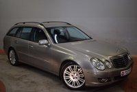 2009 MERCEDES-BENZ E CLASS 3.0 E280 CDI SPORT 5d 187 BHP £6990.00