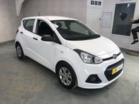2014 HYUNDAI I10 1.0 S 5d 65 BHP £5495.00