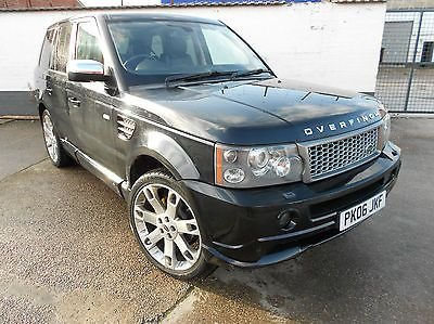 2006 LAND ROVER RANGE ROVER SPORT 3.0 Td6 HSE Station Wagon 5d 2926cc auto