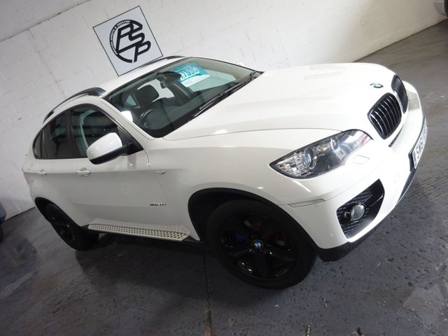 2011 61 BMW X6 3.0 XDRIVE30D 4d AUTO 241 BHP