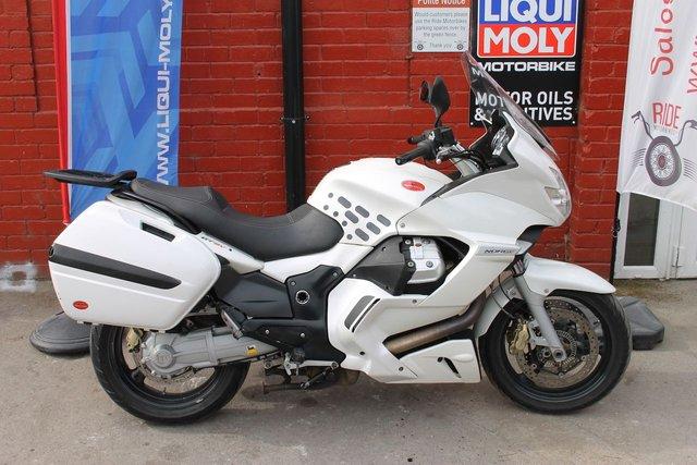 2012 12 MOTO GUZZI NORGE 1200 GT 8V