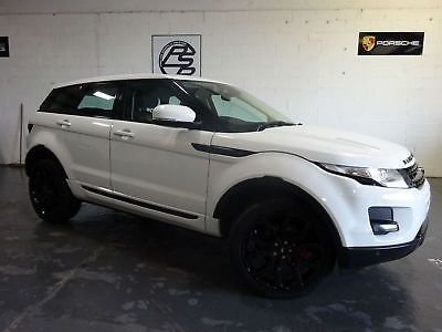 2013 09 LAND ROVER RANGE ROVER EVOQUE 2.2SD4 Pure + MERIDIAN+20 inch alloys