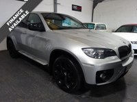 USED 2008 08 BMW X6 3.0TD auto xDrive30d 08 reg only done 70,000 miles