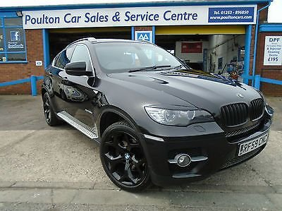 2018 BMW X6 4.4 (449bhp) xDrive50i M Sport Station Wagon 5d 4395cc Steptronic