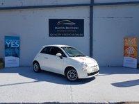 2010 FIAT 500 1.2 SPORT 3d 69 BHP £4587.00