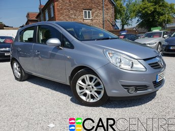 View our 2009 09 VAUXHALL CORSA 1.4 DESIGN 16V TWINPORT 5d AUTO 90 BHP