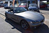 2005 BMW Z4 2.2 Z4 SE ROADSTER 2d 168 BHP £3699.00