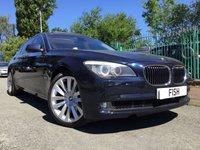 2011 BMW 7 SERIES 4.4 750I LI 4d AUTO 403BHP £14790.00