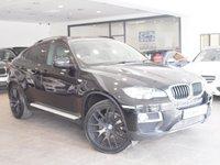 """USED 2014 14 BMW X6 3.0 XDRIVE30D 4d AUTO 241 BHP HEAD-UP+5 SEATS+22"""" ALLOYS"""