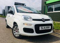 2014 FIAT PANDA 1.2 POP 5 DOOR only 23,000 miles with fsh £4695.00