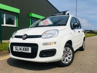 USED 2014 14 FIAT PANDA 1.2 POP 5 DOOR only 23,000 miles with fsh
