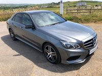 2016 MERCEDES-BENZ E CLASS 2.1 E220 BLUETEC AMG NIGHT EDITION PREMIUM PAN ROOF 4d AUTO 174 BHP £20995.00