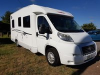 USED 2008 08 CI MOTORHOME CI MOTORHOMES FIAT DUCATO 2.3 OTHERS 1d