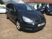 USED 2009 59 FORD S-MAX 2.0 TITANIUM TDCI 5d 143 BHP EXCELLENT SERVICE HISTORY / 7 SEATER