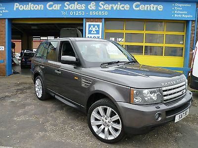 2014 LAND ROVER RANGE ROVER 2.7TD V6 auto 2006MY HSE (cheap tax band)