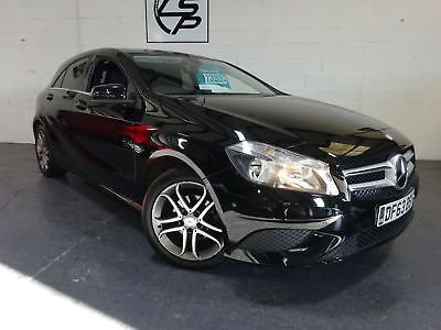 2013 63 MERCEDES-BENZ A CLASS 1.5 A180 CDI BLUEEFFICIENCY SPORT 5d 109 BHP