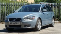 2008 VOLVO V50 1.8 SE 5d 124 BHP