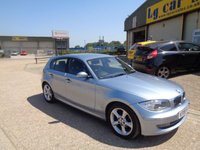 2009 BMW 1 SERIES 2.0 116D SE 5d 114 BHP £5995.00