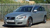 2011 VOLVO V50 1.6 D2 SE LUX 5d 113 BHP