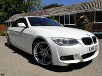 USED 2013 13 BMW 3 SERIES 320D M SPORT Auto