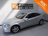 USED 2008 08 MERCEDES-BENZ CLC CLASS 2.1 CLC220 CDI SE 3d 150 BHP 2 OWNER  HALF LEATHER  .AUTOMATIC  LADY OWNER