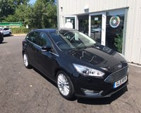 USED 2015 15 FORD FOCUS 1.5 TITANIUM X ECOBOOST 180 BHP THIS VEHICLE IS AT SITE 1 - TO VIEW CALL US ON 01903 892224
