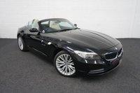 2009 BMW Z4 2.5 Z4 SDRIVE23I ROADSTER 2d 201 BHP £9444.00