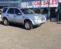 USED 2007 57 LAND ROVER FREELANDER 2.2 TD4 SE 5d 159 BHP NO DEPOSIT AVAILABLE, DRIVE AWAY TODAY!!