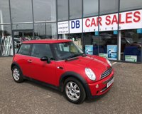 2006 MINI HATCH ONE 1.6 ONE SEVEN 3d 89 BHP £3495.00
