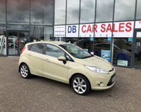 USED 2009 09 FORD FIESTA 1.4 TITANIUM 5d 96 BHP NO DEPOSIT AVAILABLE, DRIVE AWAY TODAY!!