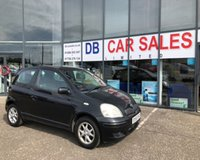 2005 TOYOTA YARIS 1.3 COLOUR COLLECTION VVT-I 3d 86 BHP £1995.00